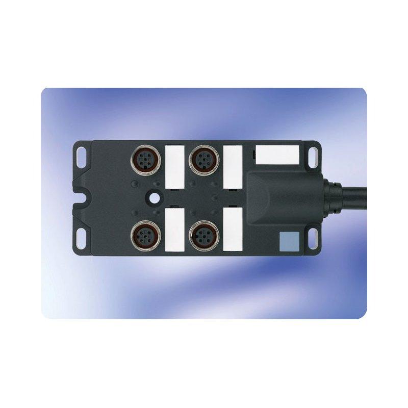 m12 sensor aktor box 24vdc 10m kabel pse priggen special electronic 99 96. Black Bedroom Furniture Sets. Home Design Ideas