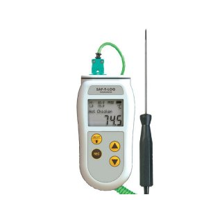 Saf-T-Log HACCP- Protokoll- Thermometer