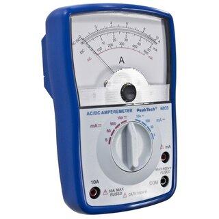 PeakTech P 3295 Amp/èrem/ètre analogique ~ 10 A AC//DC