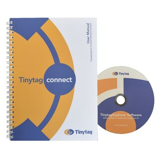 SWCD-0080, Tinytag Explorer Connect- Software
