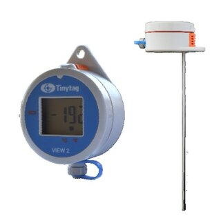 Tinytag Dry Shipper, Ultra-Low Temperature Data Logger