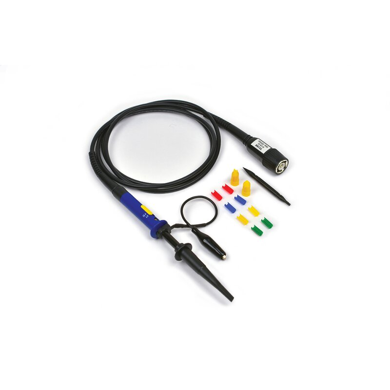 Oscilloscope Passive Clip Digital 100MHz Probe for Electronic for Electronic Equipments with Passive Probe 1:1 or 10:1