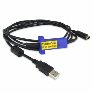 USB-C- Interfacekabel für ThermaData Lite- Datenlogger