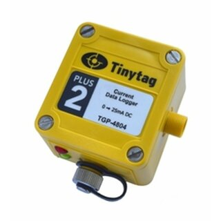 TGP-4804, Tinytag Plus 2, Strom- Standardsignal- Datenlogger, 0-20mA DC, IP68