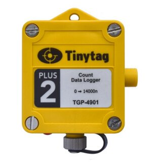 TGP-4901, Tinytag Plus 2, Impuls- Datenlogger, max. 14.000 Imp./Intervall, IP68