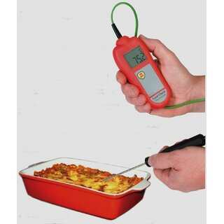 Food Check Thermometer mit Einstichsonde