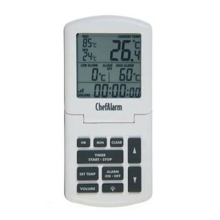 ChefAlarm, Thermometer & Timer