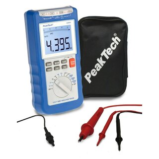 PeakTech 4395, 2 in 1: Digital- Multimeter/Isolationstester