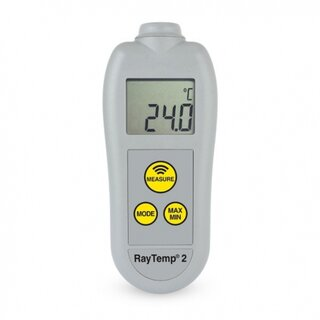 RayTemp 2, High Accuracy Infrared Thermometer, -49.9 to +349.9°C, 5:1