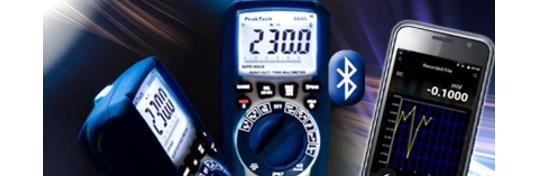 Digitalmultimeter &  Elektromessgeräte